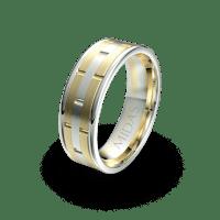 QF1022 Men's Wedding Band
