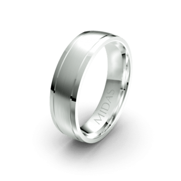 QF1045 Men's Wedding Band