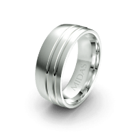 QF1107 Men's Wedding Band