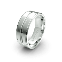 QF1147 Men's Wedding Band