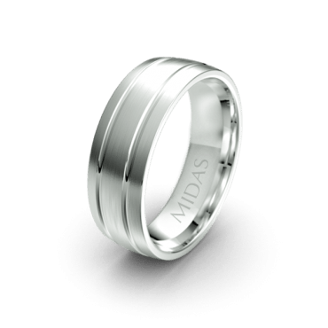 QF1160 Men's Wedding Band