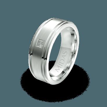 QF1174D Men's Wedding Band