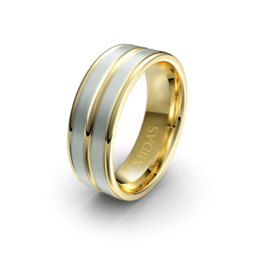 QF1332 Men's Wedding Band