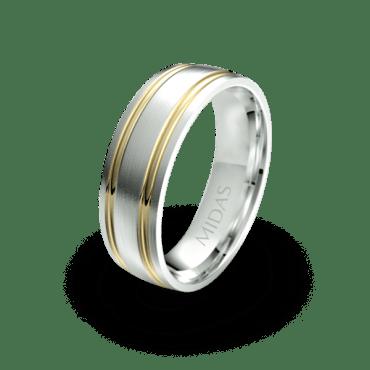 QF1344 Men's Wedding Band