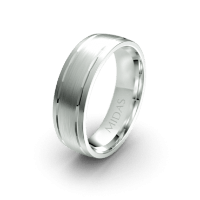 QF1380 Men's Wedding Band