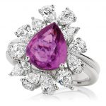3.03ct Pink Sapphire